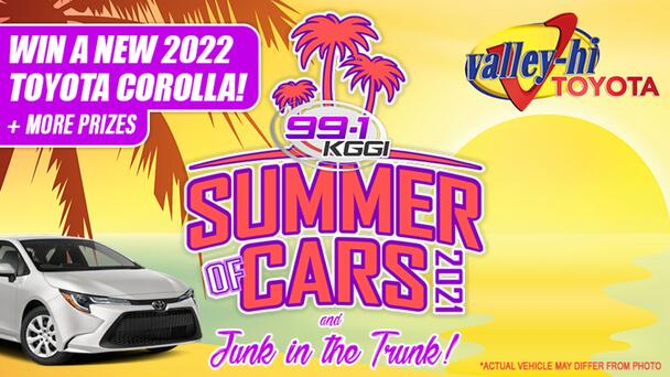 Win a NEW CAR Plus More Prizes!!