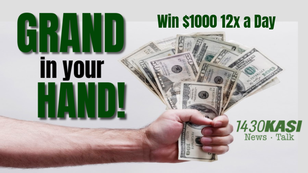 Win $1,000 12x a Day!