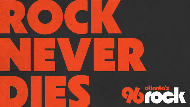 96 Rock is back! Listen exclusively on iHeartRadio.