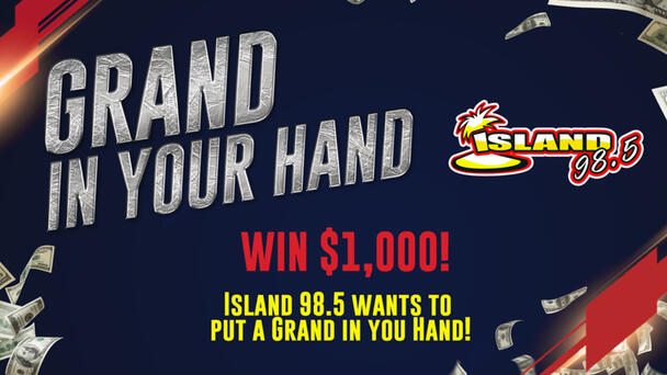 Win $1000! Put a Grand in Your Hand!