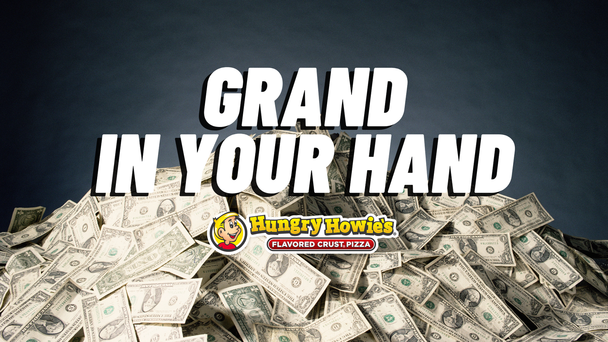 Listen Now To Win $1,000!