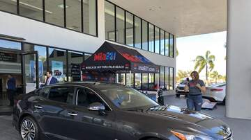 Photos - Mia 92.1 at West Palm Beach Kia with Lucyl