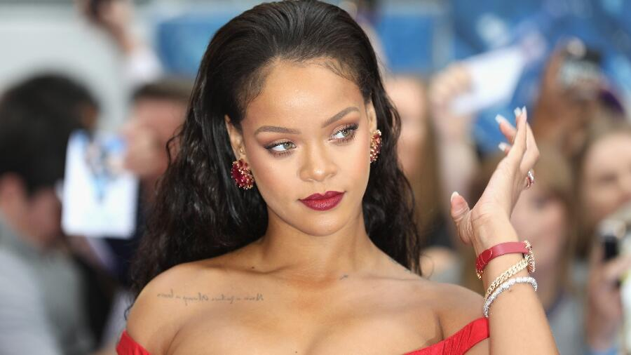 Rihanna Wears Lacy Thong In NSFW Pic For Savage X Pride Capsule Collection