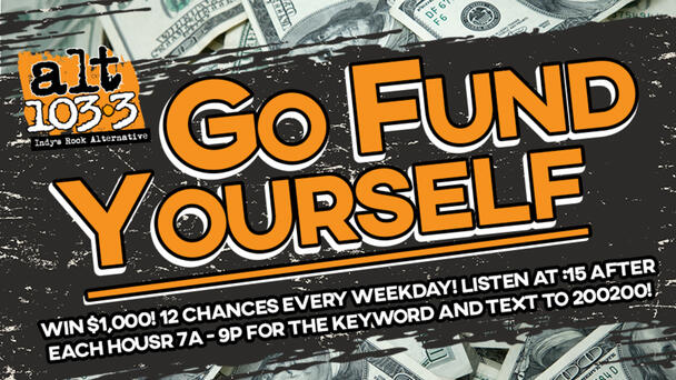 Listen weekdays for the keyword for up to 12x chances to win $1,000!
