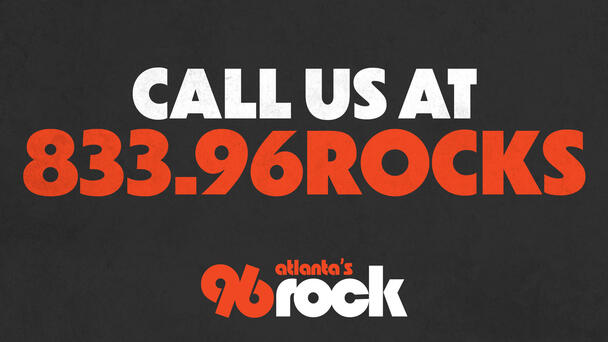 Call us and welcome us back! Leave your voicemail at 833-96-ROCKS