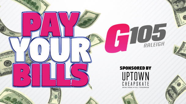 Pay Your Bills on G105