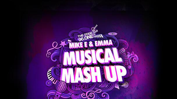 Mike E & Emma's Musical Mash Up