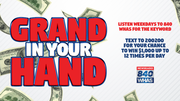 Win $1,000 up to 12 times per day!