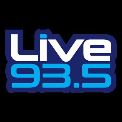 Live 93.5 logo