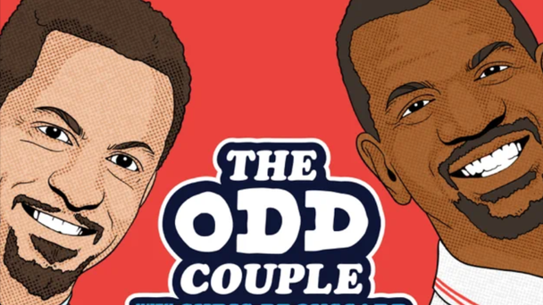 Check out The Odd Couple Podcast!