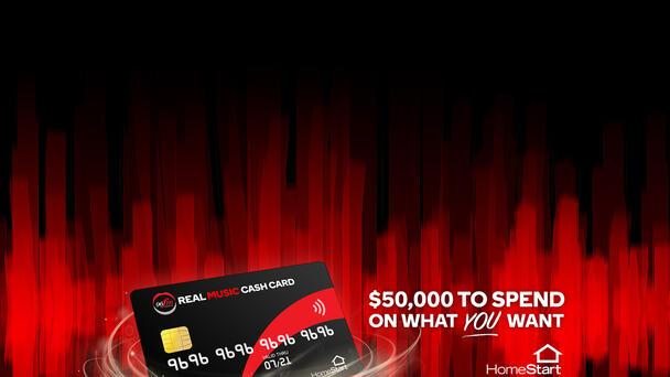 96FM Real Music Cash Card