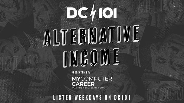 ALTernative Income on DC101 - Listen To Win $1,000