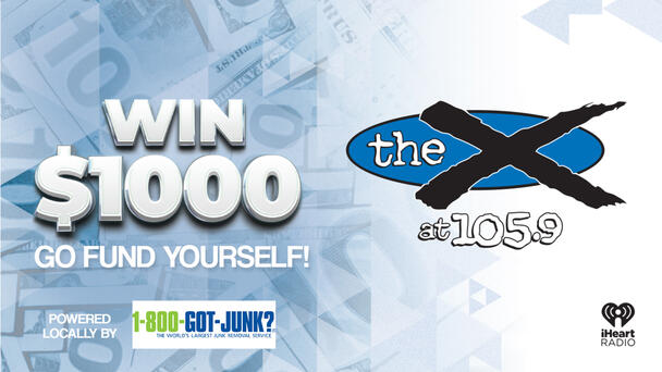 Listen To Win $1,000 to Go Fund Yourself!