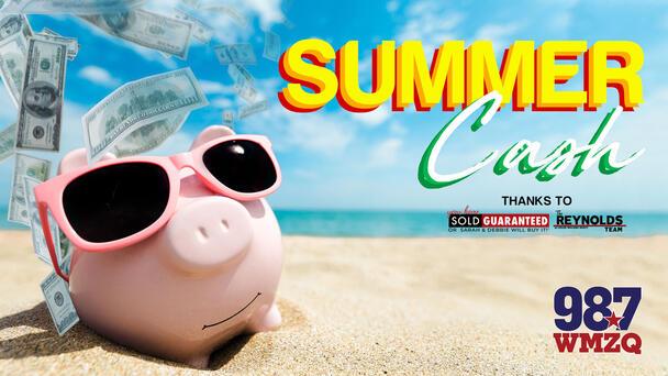 Listen To Win $1000 in Summer Cash!