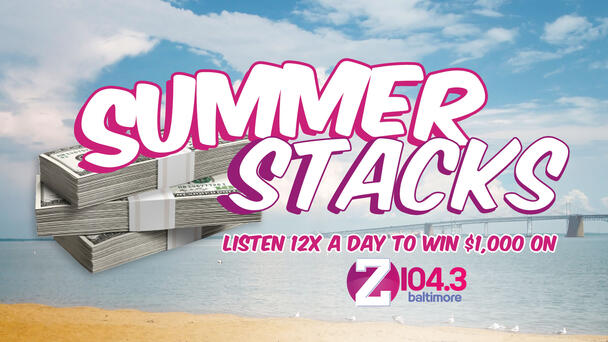 Listen to Win $1,000 in Summer Stacks!