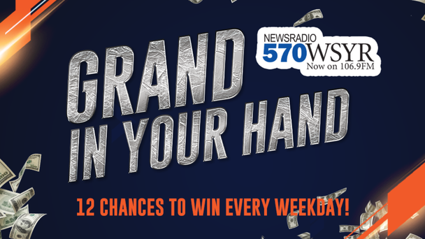 Win $1000 every weekday