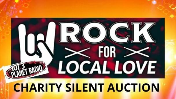 Online Charity Auction that will raise money for LOCAL Florida Charities