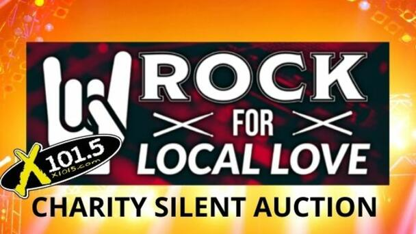 Rock For Local Love- Online Charity Auction that will raise money for LOCAL Florida Charities Supporting the pediatric outreach efforts of UF Health Shands Children's Hospital in Tallahassee