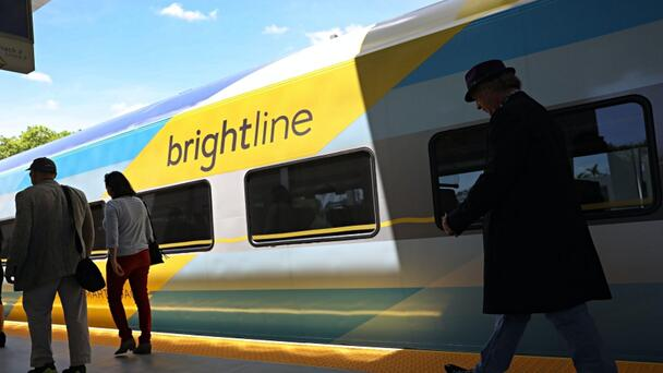 Brightline To Start Service Back Up Nov. 8, Offer Free Ride Through App