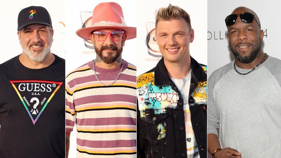 *NSYNC, Backstreet Boys & Boyz II Men Bandmates Are Heading To Las Vegas
