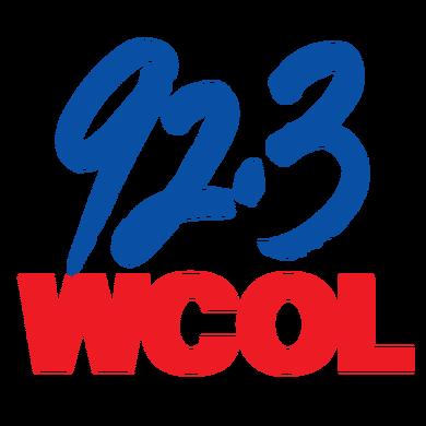 92.3 WCOL logo