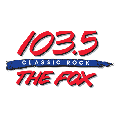 103.5 The Fox logo