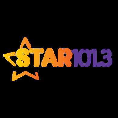 STAR 101.3 logo