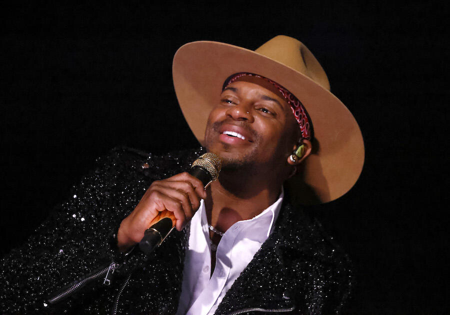 Jimmie Allen Hopes His Children's Book Will Empower Kids To Use Their Voice