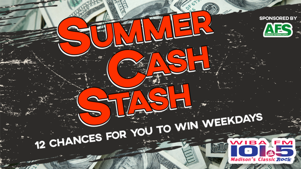 Win $1,000 With Our Summer Cash Stash!