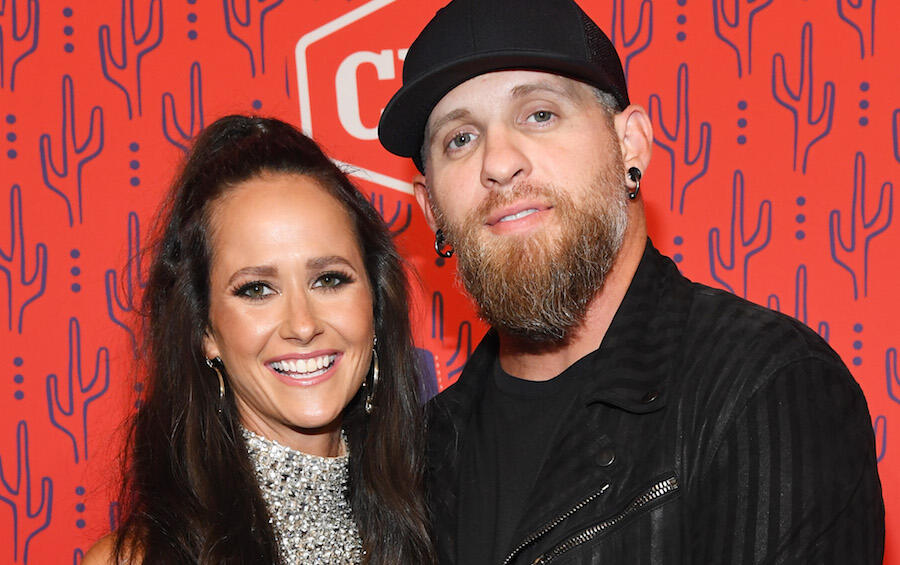 See Brantley Gilbert & Wife Amber Indulge In Self-Care With A Pedicure
