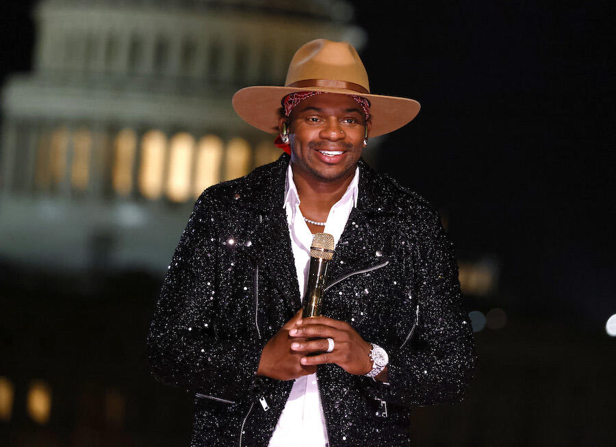 Jimmie Allen To Hold Virtual Live Signing Event For His Children's Book