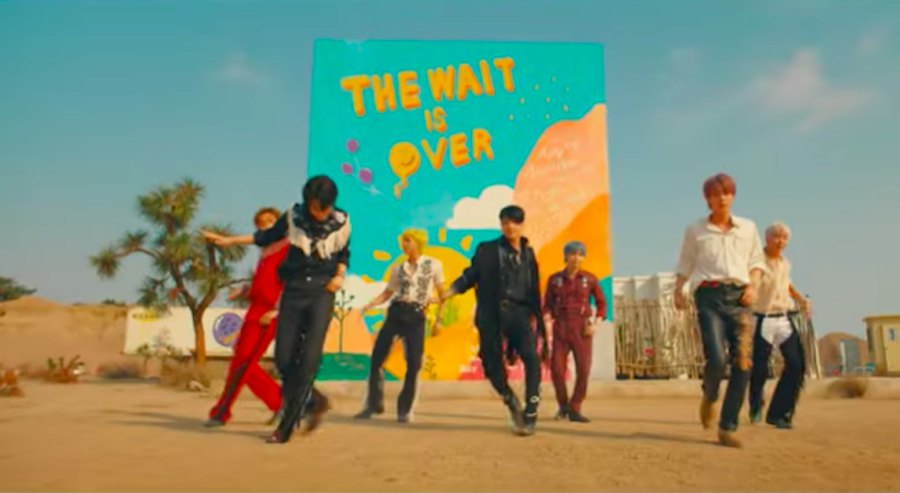 BTS Turns A Laundromat Into A Club In 'Permission To Dance' Music Video