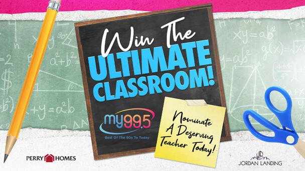 Nominate a Deserving Teacher to Receive the Ultimate Classroom!