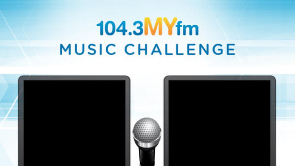 MY MUSIC CHALLENGE