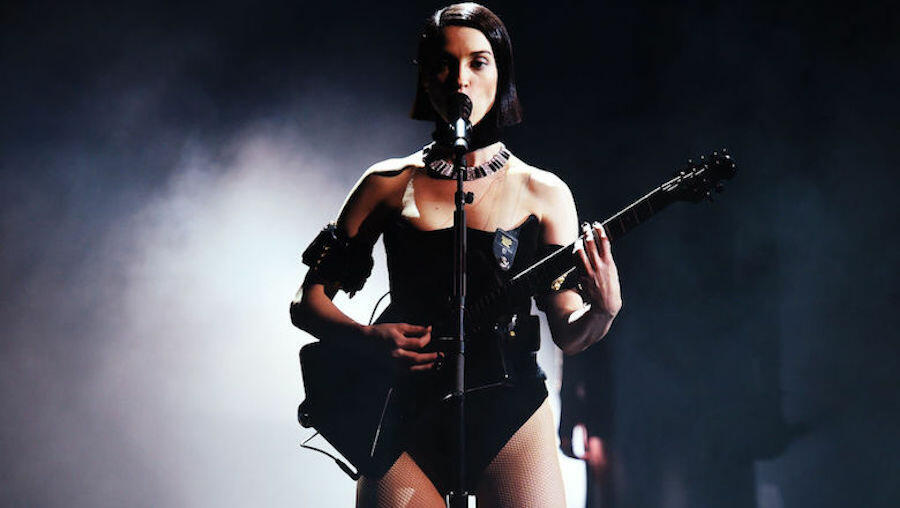 St. Vincent Opens Up About Her Love For Metallica And Nine Inch Nails