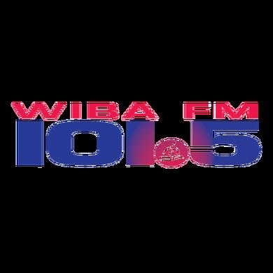 101.5 WIBA FM logo