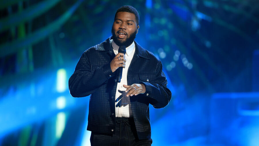 Khalid Debuts New Song At Richard Branson's Virgin Galactic Space Launch