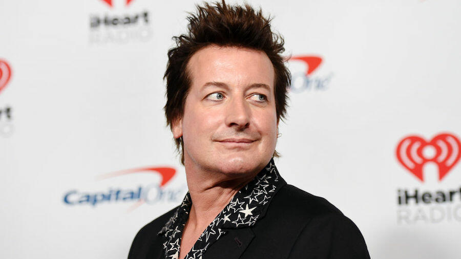 Green Day's Tré Cool Shares Sweet Photos From His Daughter's Wedding