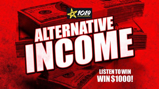 Win $1000! Alternative Income!