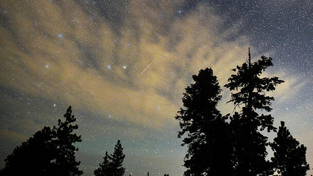How To Watch The Best Meteor Shower Of The Year In San Diego