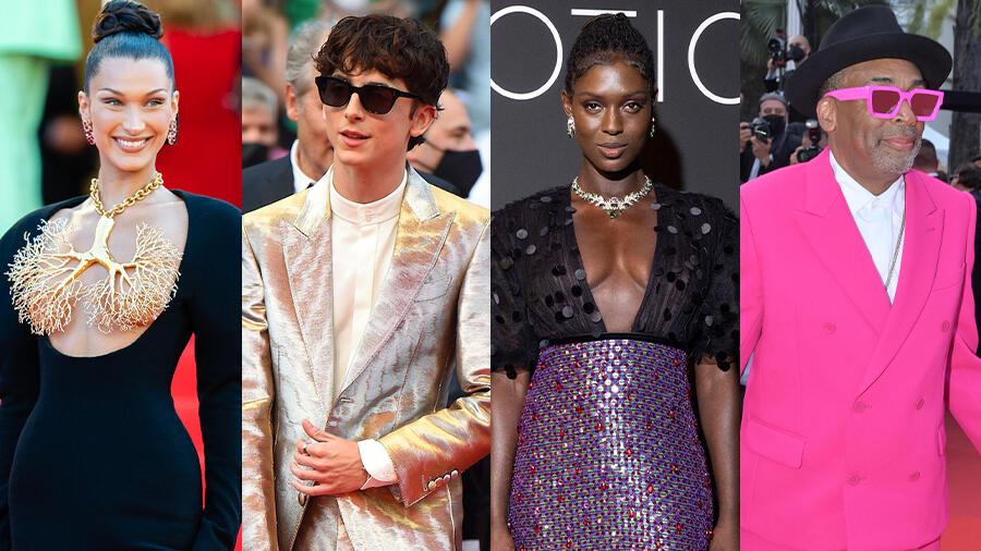 Best Of 2021 Cannes Film Festival Red Carpet