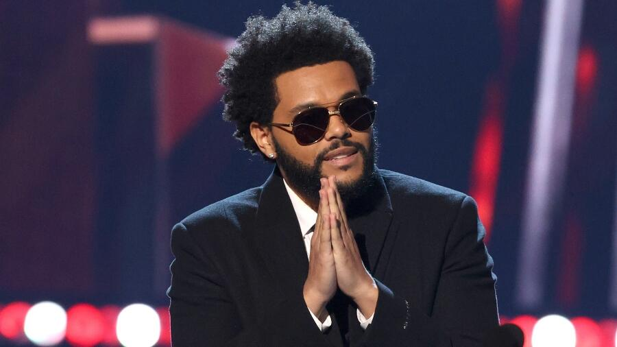The Weeknd Surprises Fans With Update On Forthcoming Album