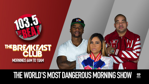 Get goin in the morning with The Breakfast Club
