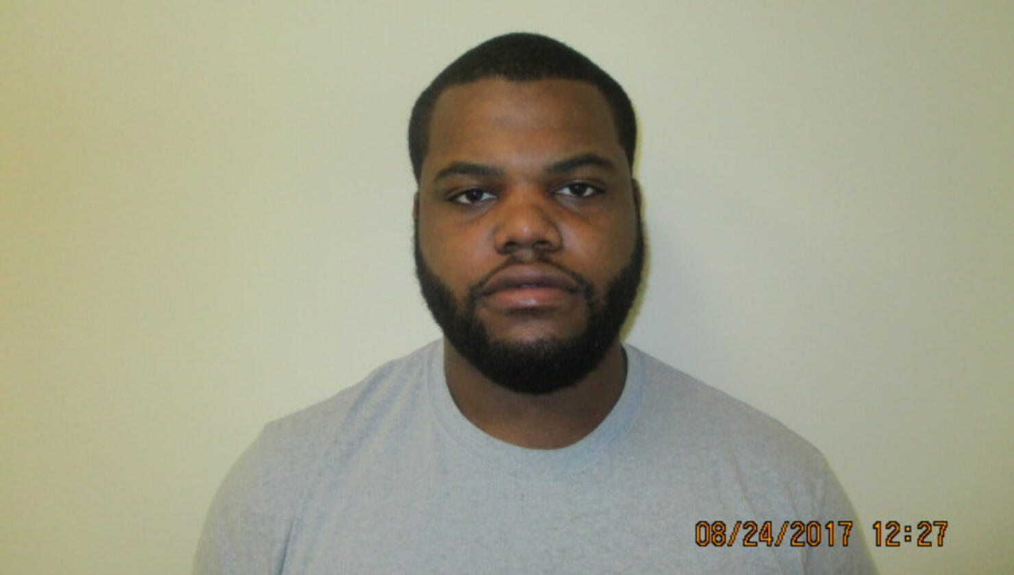 Terrell Gray mug shot