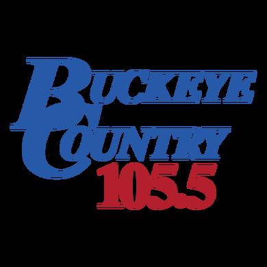 Buckeye Country 105.5 WCHO logo
