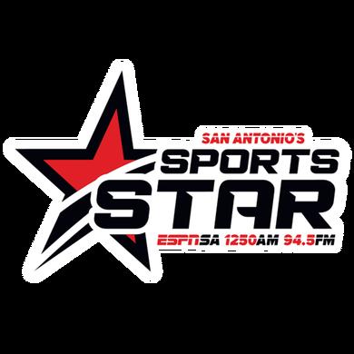 San Antonio's Sports Star logo