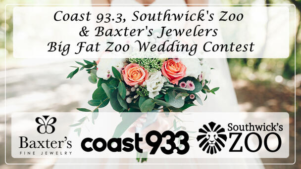Enter to win the Wedding of your dreams at Southwick Zoo!
