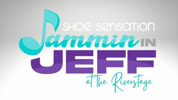 Jammin in Jeff at the Riverstage - see who's playing this Friday!