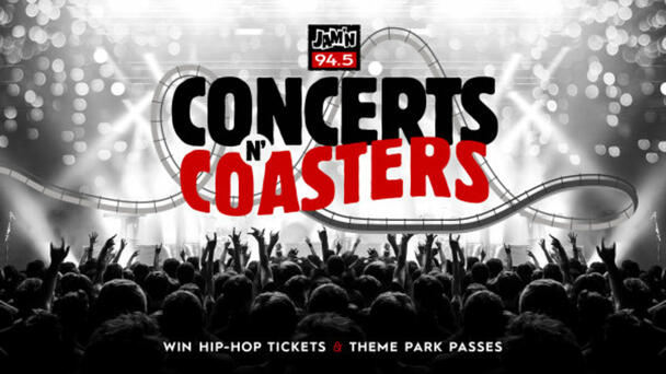 Score tickets to the best hip-hop shows coming to Boston + theme park passes