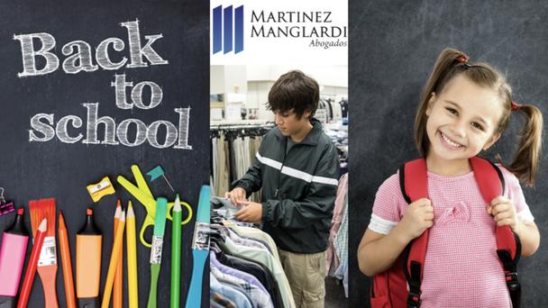 De regreso a clases con La Firma de Abogados Martinez Manglardi
